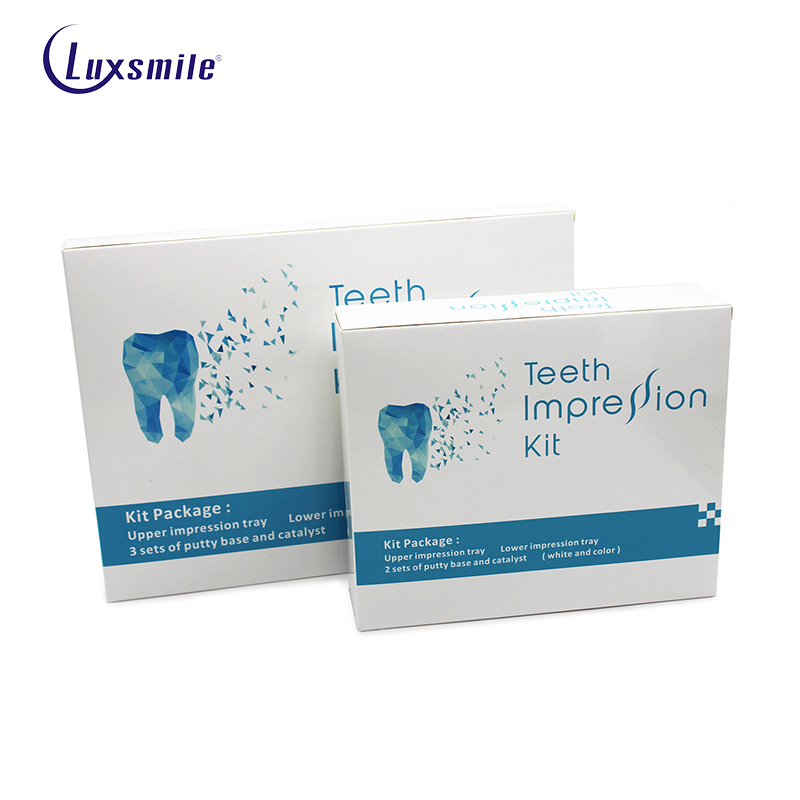 US $25 99 |Luxsmile Silicone Teeth Whitening Impression Kit Self Use Custom  Teeth Bleaching Tray Dental Retainer Dental Impression Putty-in Teeth