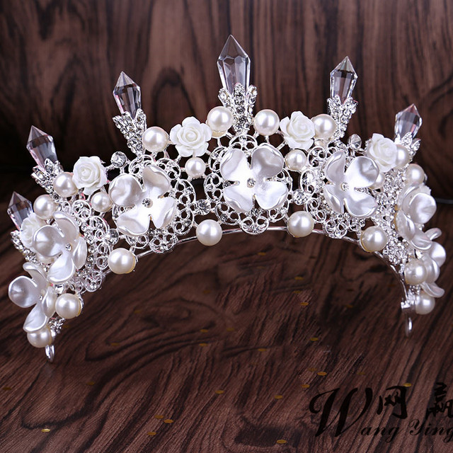 أجمل تيجان لعروس 2018-2019 - bridal tiara - bridal crown