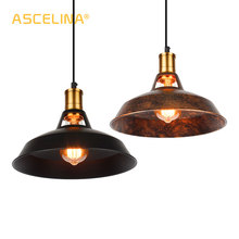 Vintage Luce Del Pendente Ha Condotto La Lampada industriale Loft per Ristorante/Bar/Bar/Casa Speciale lampada creativa del pendente Della Catena lampada di illuminazione