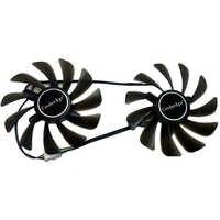 Nova 95mm 4Pin Substituição Do Ventilador Refrigerador Para 1080Ti GTX ZOTAC Geforce GTX 1080 Ti AMP Edição Placa Gráfica VGA ventilador de refrigeração