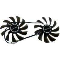 Nuevo reemplazo del ventilador del refrigerador de 95mm 4Pin para ZOTAC Geforce GTX 1080 Ti GTX 1080Ti AMP Edition tarjeta gráfica VGA ventilador de refrigeración