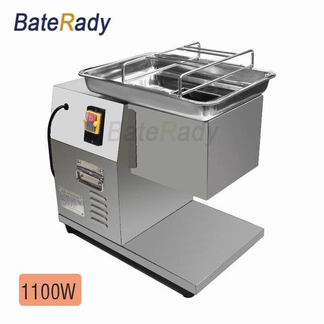 QR 400 edelstahl desktop schneidemaschine, elektrische ...