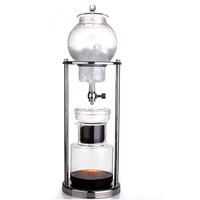 1 pc 600 ML Dutch Kaffee Kalt Brauen Tropf Eis Wasser Hand Kaffee Maker Dienen Für 10 Tassen|Kaffeepott|Heim und Garten -