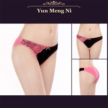Cotton with best quality Underwear Women sexy Mum large size pants panties Casual Intimates female Briefs Cute Lingerie N900