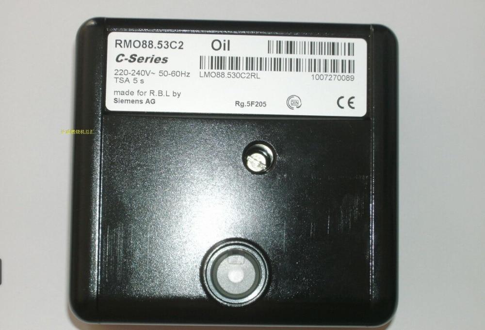 R.B.L RMO88.53C2 Control Box For Riello Oil Burner Controller Upgraded Version Controller