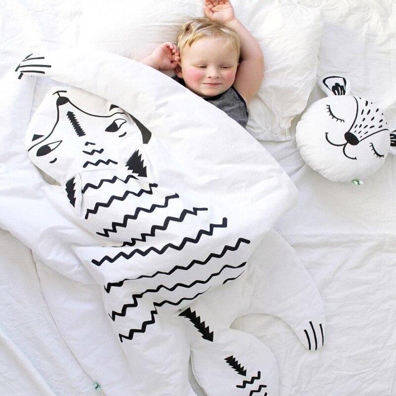 Baby Play Mats Animal Cartoon Carpet Cotton Kids Crawling Mat Nordic Style Children Room Decor Baby Development Toy Gifts Tapis