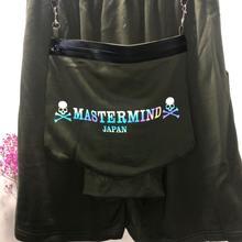 19SS Japan Mastermind MMJ Shorts Men Women Mastermind 3M Reflective Sweatpants Joggers Summer Beach Style Mastermind MMJ Shorts