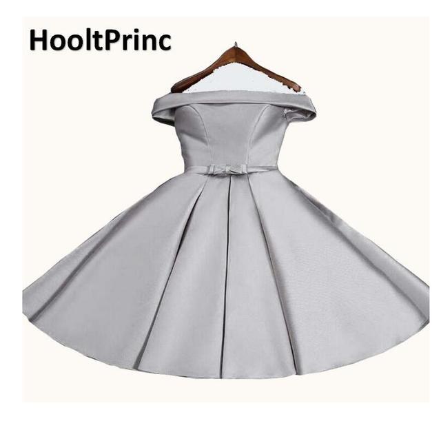 HooltPrinc Top Marke Prom Kaftn Robe De Soiree 2017 Boot ausschnitt ...