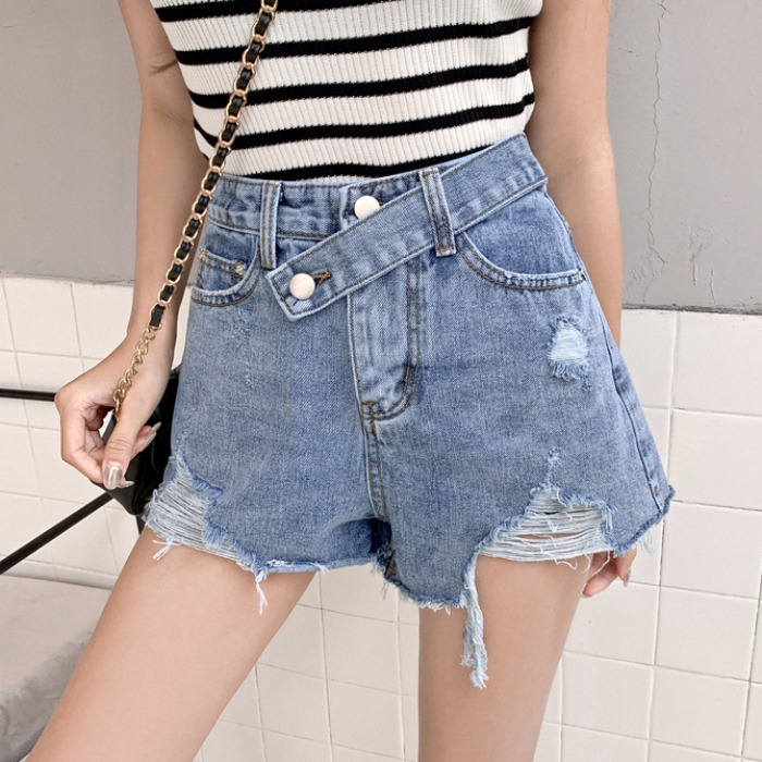 Cheap wholesale 2020 new Spring Summer Autumn  Hot selling women's fashion casual sexy shorts outerwear MC341