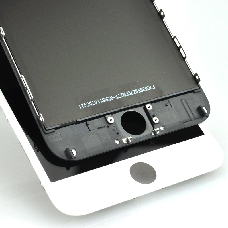 finest selection f88fe 18f92 US $91.5 |LCD for iphone 6 plus display shenchao touch screen 5.5 inch  screen high cost performance No Dead Pixel Touch Screen replacement-in  Mobile ...