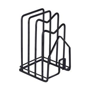 Image 5 - Практичный полезный органайзер для хранения 1 шт., полка для разделочной доски, подставка для горшка, органайзер для домашнего магазина кухни