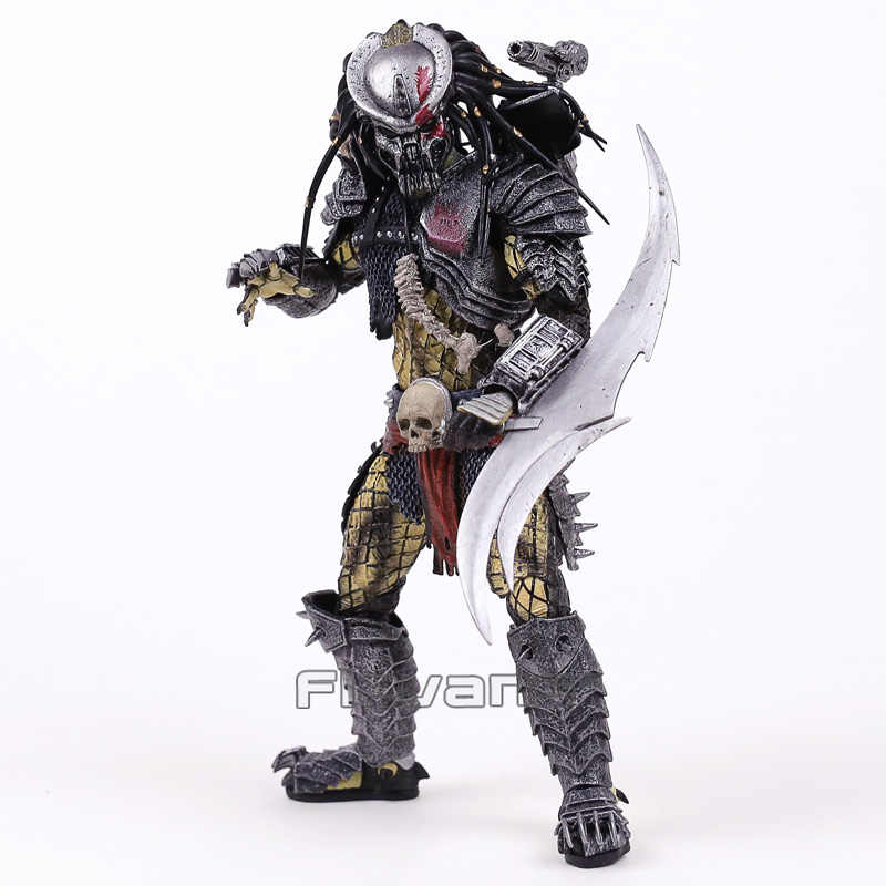 AVP Aliens vs Predator серия бетонные джунгли ПВХ фигурка Коллекционная модель игрушки 22 см