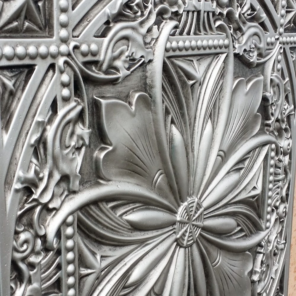 in and classic or glue materials lay pvc drop b silver ft satin n ceilings tiles ceiling lilies swirls depot x antique the building home