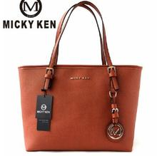 MICKY KEN Brand new2017 women handbags big pu leather quality letter female bag designer bolsos mujer sac a main totes