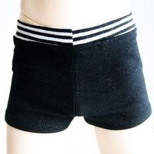 wamami 01 Black Briefs Outfit 1 4 MSD DZ DOD BJD Dollfie