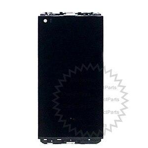 Image 2 - Протестированный ЖК дисплей 5,7 дюйма IPS для LG V20, ЖК дисплей с сенсорным экраном VS995 VS996 LS997 H910 H910 H918 H990 H990n, замена дигитайзера