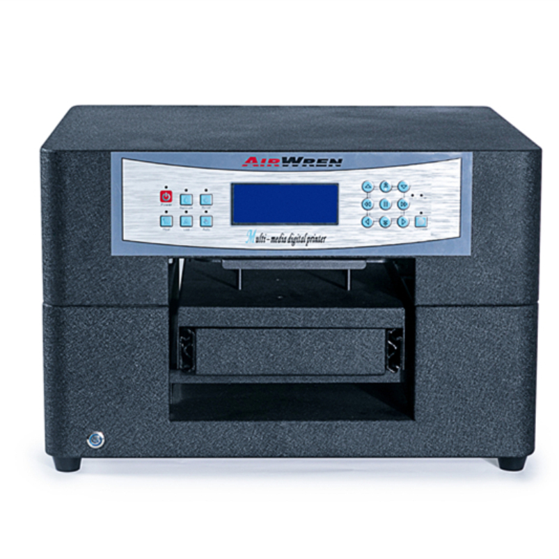 CE Approved Digital Textile Tshirt Printing Machine A4 Dtg T-shirt Printer For Sale With Low Price