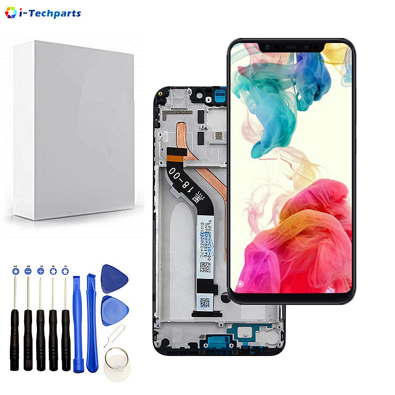 6.18inch for Xiaomi Pocophone F1 LCD Screen Touch Screen Digitizer Assembly Replacement with Frame,15day Shipping time6.18inch for Xiaomi Pocophone F1 LCD Screen Touch Screen Digitizer Assembly Replacement with Frame,15day Shipping time