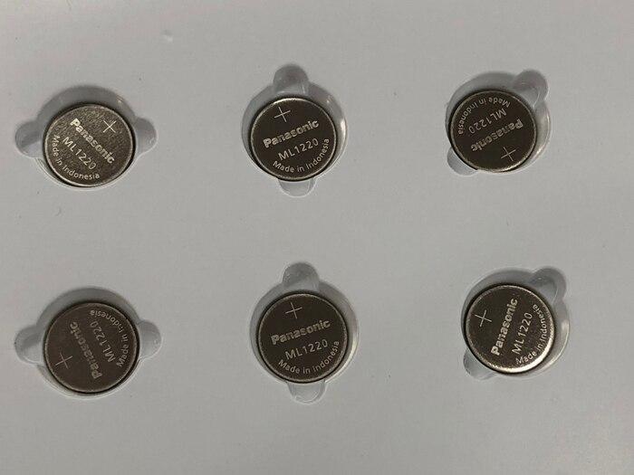 RTC BIOS Back Up Bateria Botão Celular pilhas de moedas