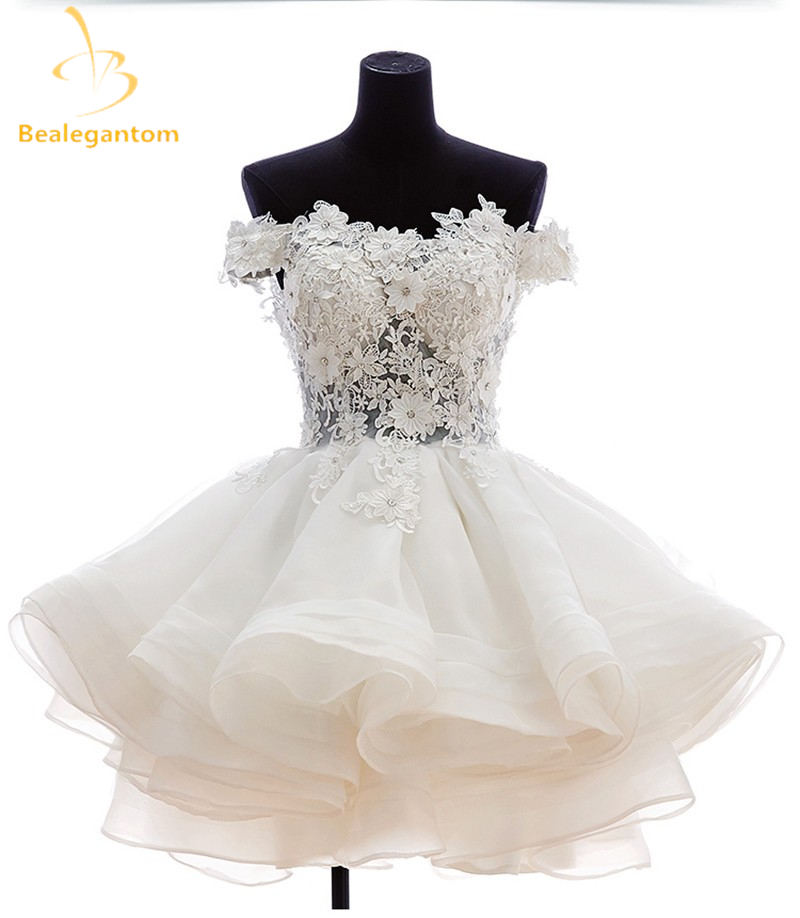 2019 Sexy Mini A Line Quinceanera Dresses with Crystal ...