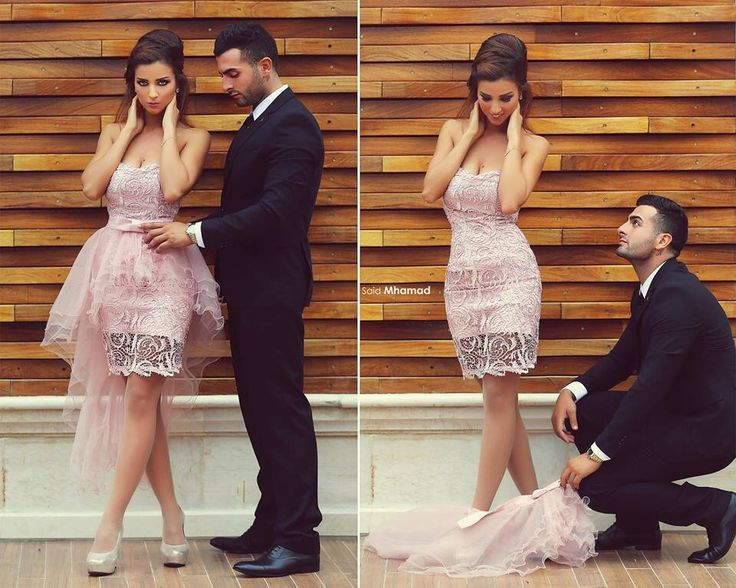 New Arrival Detachable Train Pink Lace Straight Prom