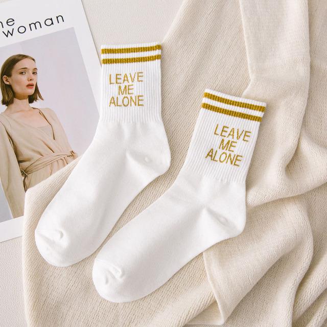 Women's Funny Printed Socks