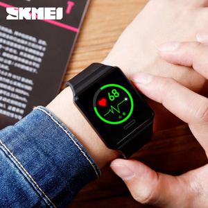 Image 5 - SKMEI Watches Mens Fashion Sport Digtal Watch Multifunction BlueTooth Heart Rate Blood Pressure Watches relogio digital 1526