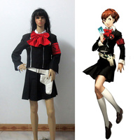 Persona 3 Cosplay Main Characters Boy School Uniform Cosplay Costume Custom Made Any Size