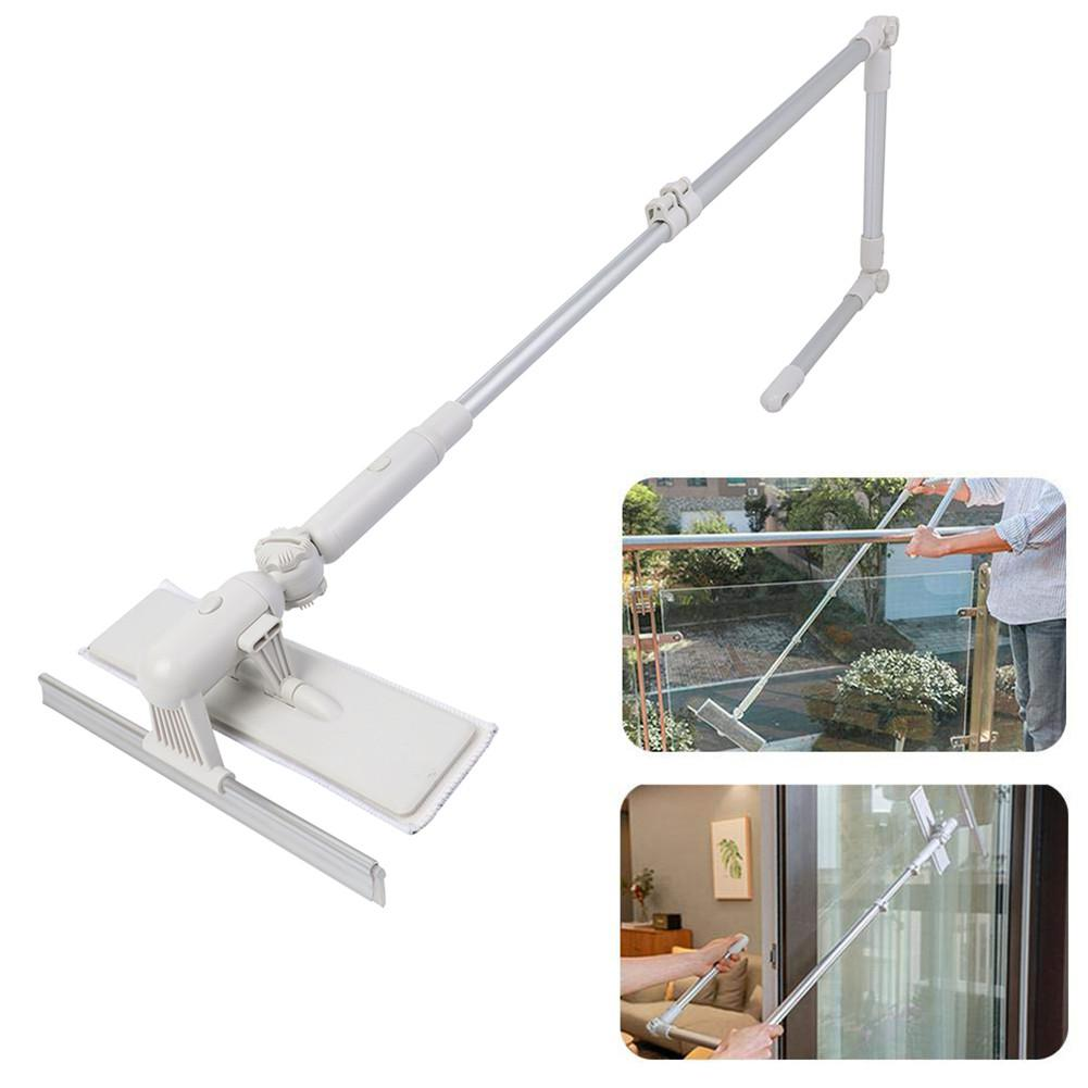 Glass Cleaning Brush Double sided Wiper High rise Window Cleaner Professional Windows Cleaner Tool in Cleaning Brushes from Home Garden