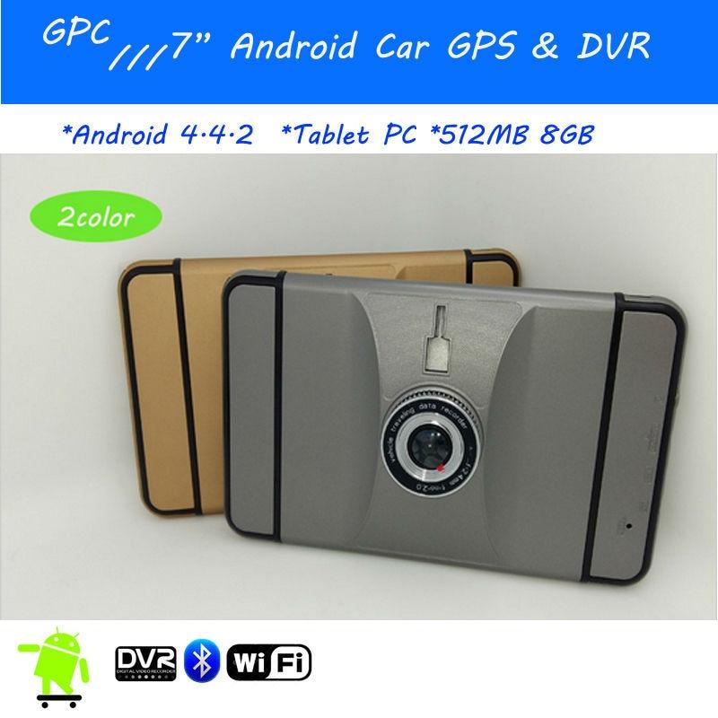 7 GPS DVR