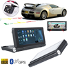 Vehemo 7 1080P Car DVRs Dash Cam WIFI 3G Car GPS Navigation Android 5 0 Navigator