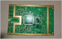 US $1 0 |Edge plating PCB boarder plated PCB plated contour PCB custom  circuit board-in Multilayer PCB from Electronic Components & Supplies on