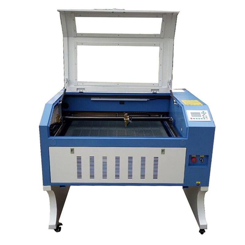 Co2 laser gravur maschine cnc 100w laser 6090 schneiden maschine CO2 ruida system laser cutter laser kennzeichnung maschine
