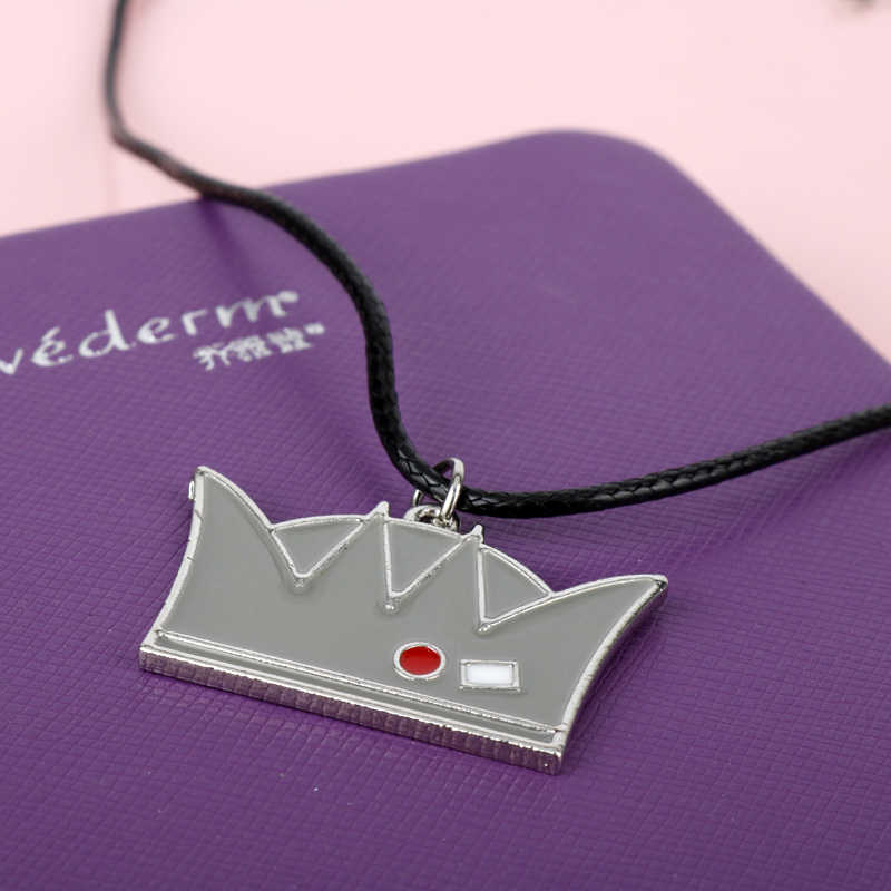 dongsheng TV Jewelry Riverdale Necklace Crown Hat Pendant Accessories Leather Rope Chain Necklace For Men Women Gifts -30