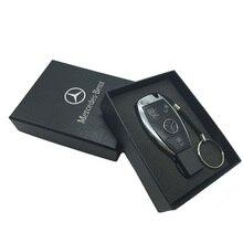 2017 Gift Pen drive Car Keys Usb Flash Drive 64GB 32GB 16GB 8GB Pendrive Disk on Key Original Box Usb Stick Storage Device