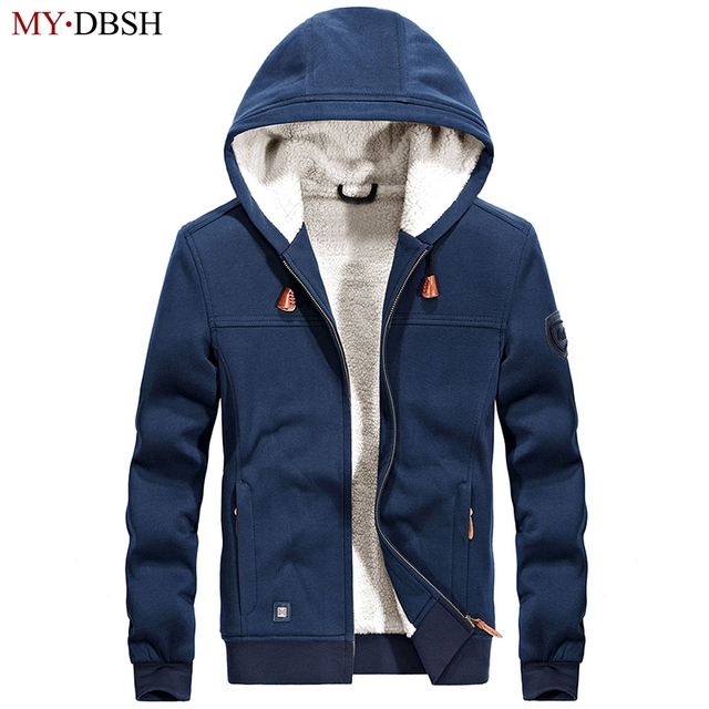 2018 High Quality Winter Brand Hoodies Mens Cotton Thick Warm Hoodie Male  Fashion Fleece Hoody Men's Sweatshirt Plus Size XXXL-in Hoodies &  Sweatshirts from ...