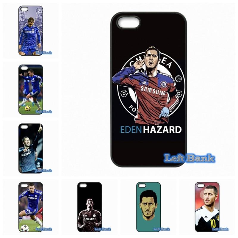 Coque Eden Hazard 10 Phone Cases Cover For Huawei Honor 3C 4C 5C 6 Mate 8 7 Ascend P6 P7 P8 P9 Lite Plus 4X 5X G8