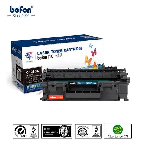 befon cf280 280a 280 substituicao do cartucho de toner para hp cf280a 80a compativel laserjet