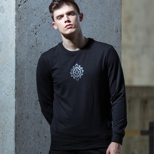 New Autumn Winter sweatshirts Long Sleeve cotton sweatshirts women men's clothing high quality casual Fit personality 06