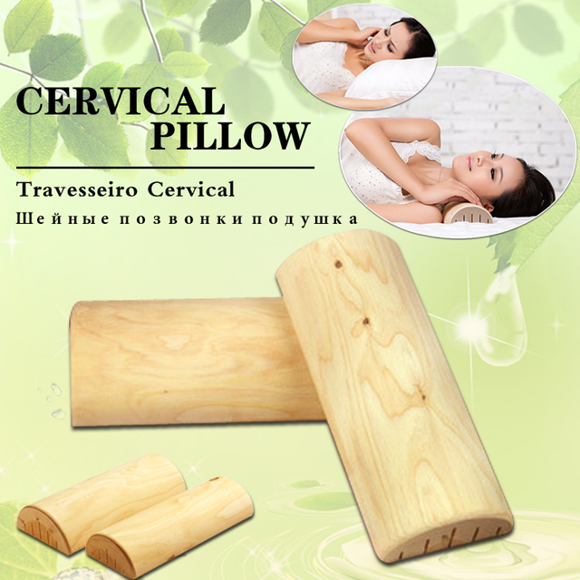 pillow massager cupressus funebris cedar pillow cervical spondylosis dedicated hard wood pillow. Black Bedroom Furniture Sets. Home Design Ideas