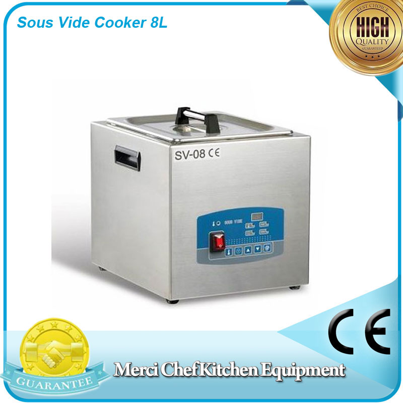 vakum machine Sous Vide Cooker 8L 85 degree Constant Temperature Cooking with Microcomputer Control for Vacuum-packed Meat hzdz microcomputer temperature control switch black 5v