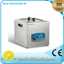 vakum machine sous vide cooker 8l 85 degree constant temperature cooking with control for meat
