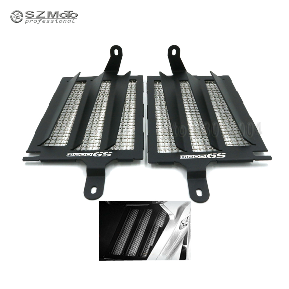 For BMW R1200GS LC R1200 GS Adventure 2014 2016 2015 Motorcycle Water Cooled Radiator Grille Guard