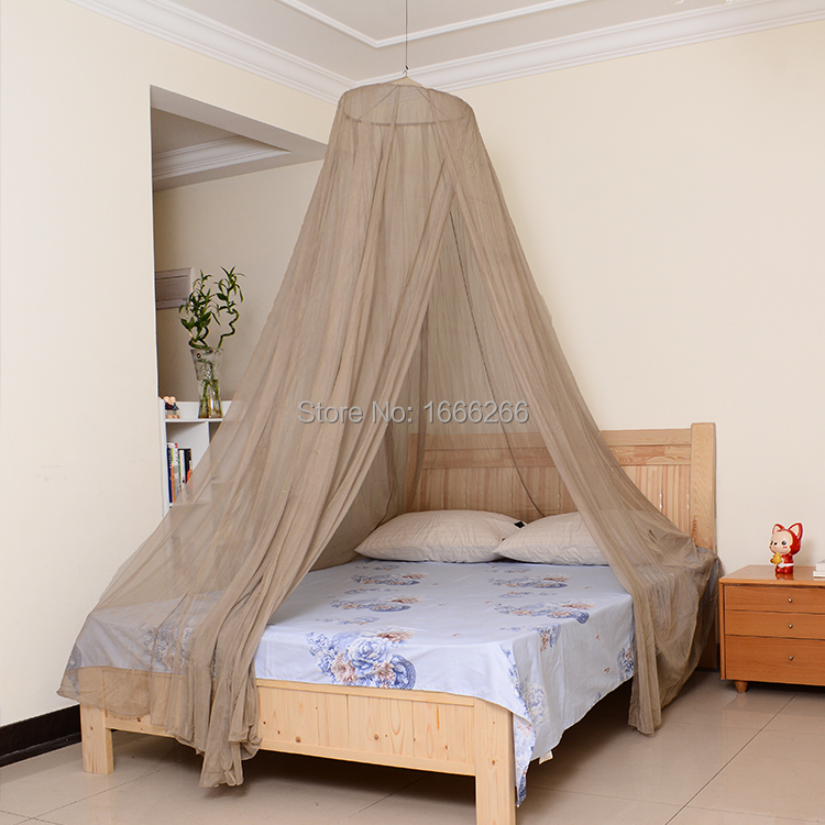 Family Size Anti-radiation EMF Shielding Mosquito Net With Silver Fiber Mesh Material