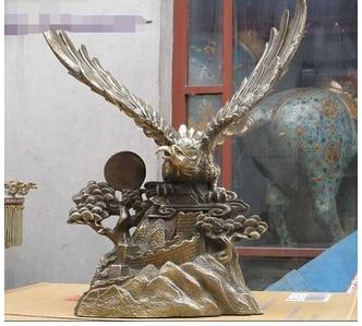 Antique bronze Pure Copper Brass 21grande bronze feng shui Terra dos condores & em Great Wall & deAntique bronze Pure Copper Brass 21grande bronze feng shui Terra dos condores & em Great Wall & de
