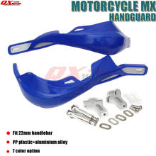 Dirt Bikes handguards Fit 7/8 22mm Handlebar Or 1-1/8 28mm Fat Bar  hand guards dirt bike parts free shipping
