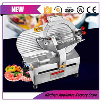 Одобренная CE Автоматическая коммерческая машина для резки мяса