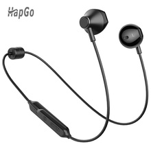 Picun  H2S Magnetic Bluetooth Earphones 10H Playtime Wireless earbuds Sweatproof Noise Cancelling for Sports