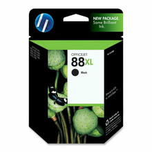 Original and Expired C9396AN Black Ink Cartridge for HP 88XL Officejet Pro K5400 K550 K8600 L7580 L7590 L7680 L7780
