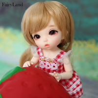 Fairyland Pukifee Nanuri Dolls Model Girls Boys Toys